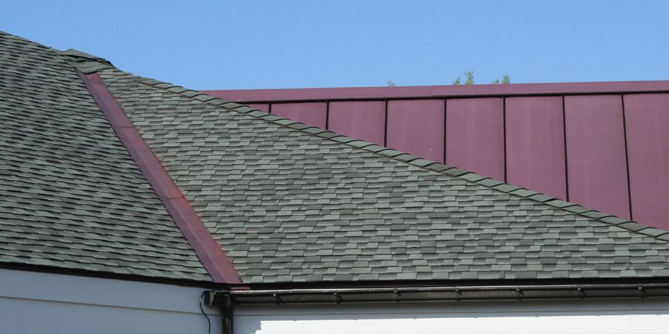 Shingle Metal Roofs